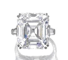 20.18cts D VS2 by Harry Winston