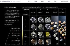 Roughdiamond.jp classify