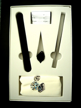Diamond Cut Set Package inside