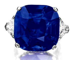 Lot326 Burmese Sapphire 32.31ct Untreated