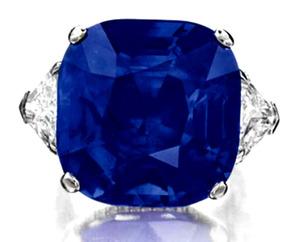 Lot326 Burmese Sapphire 32.31ct Untreated