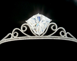 Hong Kong Christies 101.27ct F VVS1 Tiara
