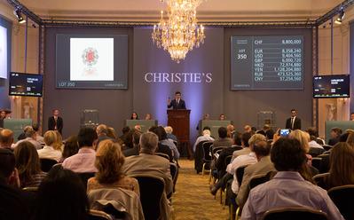 Chrisitie's Auction