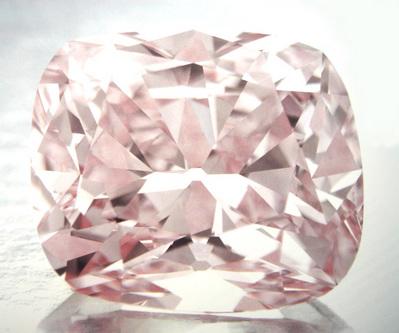 63cts Fancy Pink VVS1