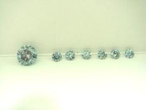 合成ブルーダイヤモンド