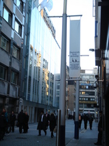 Antwerp Daiamond Street