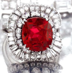 6.67cts Burma Ruby