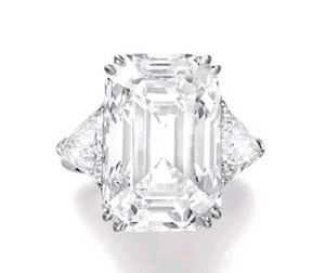 17.65ct D VVS2(P, IF) by Harry Winston