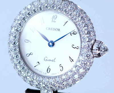 Gimel watch rose-cut