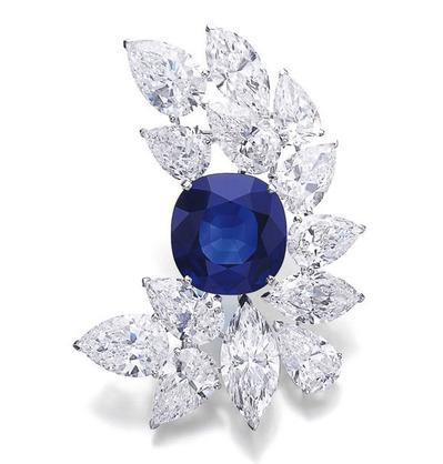 30.23ct Kashmir Sapphire by Cartier