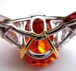 Mandarin Garnet 指なじみ