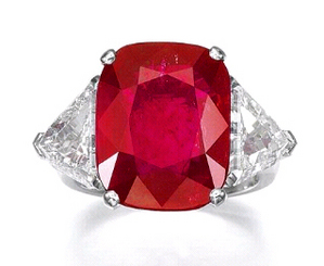 12.46cts CU Burmese Ruby