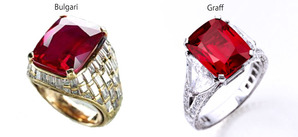 8.62ct Ruby Bulgari to Graff