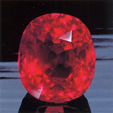 Ruby UT 5ct size