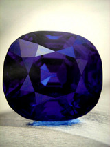 Kashmir Sapphire 22.66ct from James j. Hill
