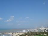 テルアビブの海岸