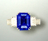 Kashmir Sapphire 5.48ct