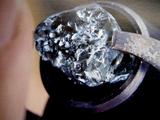 26.58cts Blue Diamond Rough Polish 2