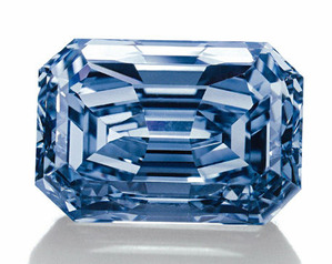 320 Diamond 6.60cts Fancy I. Blue Flawless