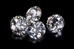 ラウンドブリリアントカットダイヤモンド