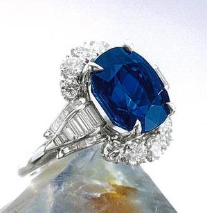 1655 Kashmir Sapphire 7.68cts Untreatd