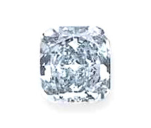 3.81ct Fancy Vivid Blue VS1