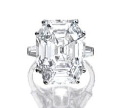 16.27ct D VVS1 by VCA