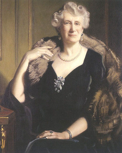 Portrait of Abby Rockefeller