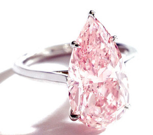 463 6.32cts Fancy Intense Pink SI2