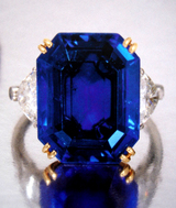 Burmese Sapphire 19.08ct by VCA