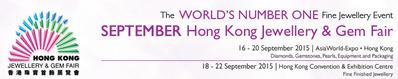 Honk Kong Show Sep 2015
