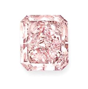 8.77ct Fancy Intense Pink VVS1
