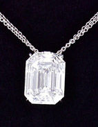 479 Pendant Necklace 27.19cts D IF  by T & Co.