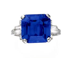 10.06 Kashmir Sapphire by T & Co