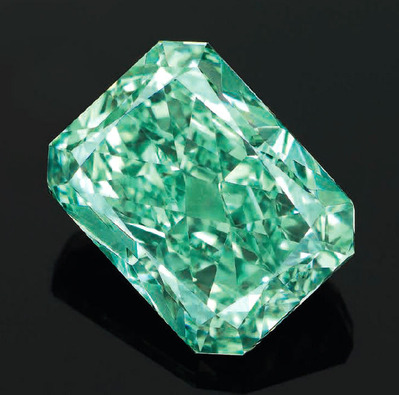 Aurrora Green Loose stone