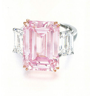 2103-2 14.23cts Fancy Intense Pink VVS2 Type2a.