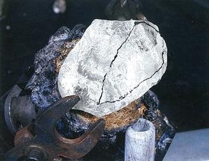 236cts Diamond Rough Marking