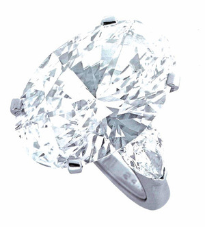 363 Diamond OV 24.30ct D IF by GRAFF