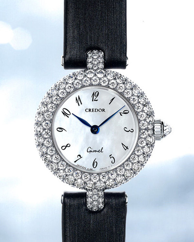 Gimel watch diamonds