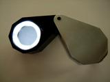 Rayner LED Triplet Loupe ライトオン 裏