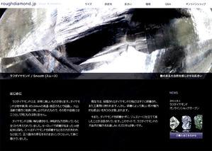 Roughdiamond.jp Top