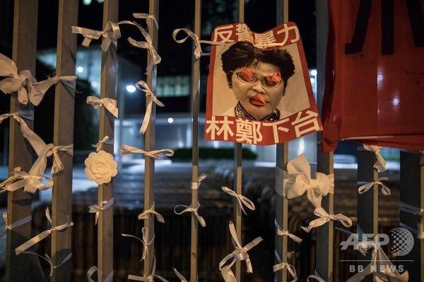 中国「長官になれ」香港長官「はい…」 中国「条例を通せ」長官「はい…」