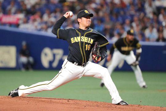 西勇輝(年俸2.5億)24登板159.1回8勝8敗18QS防御率3.05