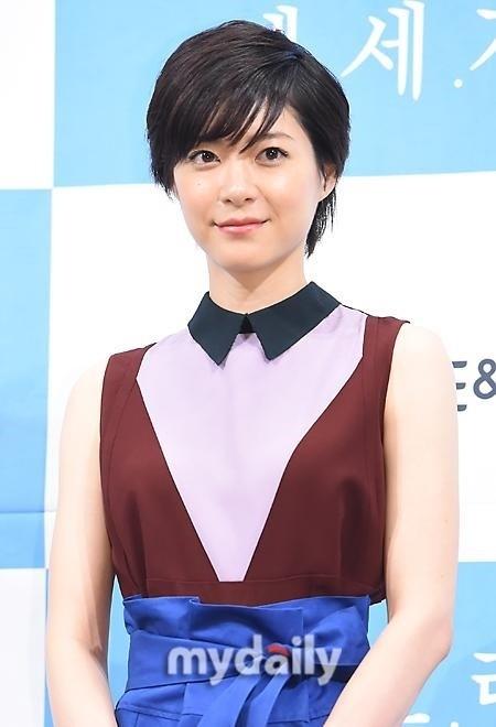 上野樹里、韓国で恋愛ドラマの制作発表会に登場! 記者「韓国人男性はどうですか?」→上野樹里「正直言って、恋愛したいと思ったことはないですね」