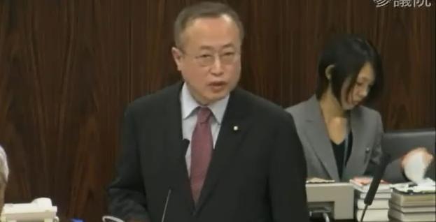 朝鮮人はウンコを食べると国会で発言