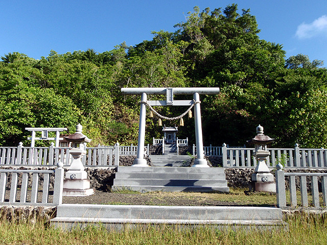 Peleliu Shrine