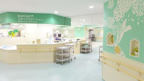 四国こどもと大人の医療センター1