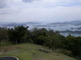 筆影山 展望台からの眺め