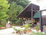 大理石村の一角