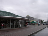 道の駅 みくに 農産物販売所入口